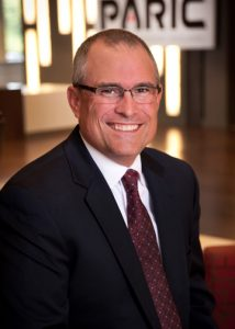 Joseph McKee is the chief executive officer at PARIC construction located in St. Louis, MO